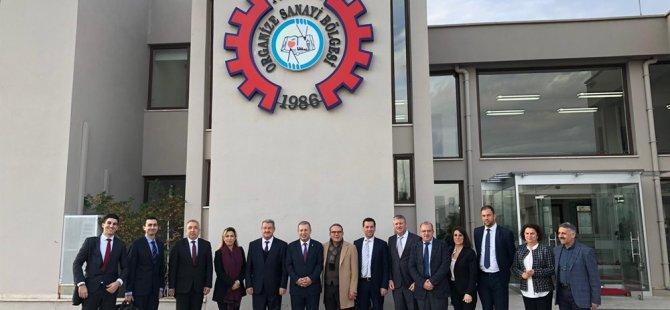 KTSO, Yaga ve Kalkınma Bankası Heyetleri Kayseri ve Niğde'de...