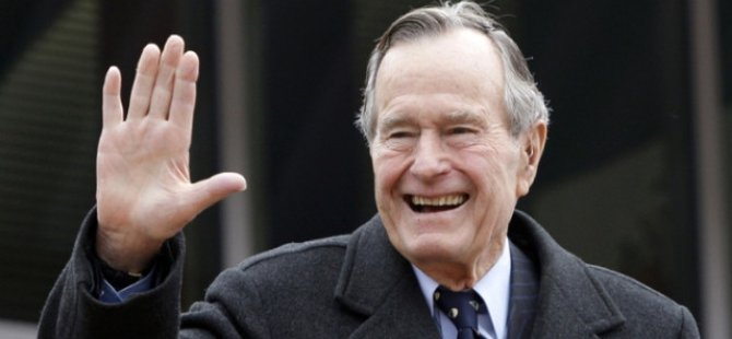 """""""Baba Bush"""" olarak bilinen eski ABD Başkanı Bush hayatını kaybetti"""