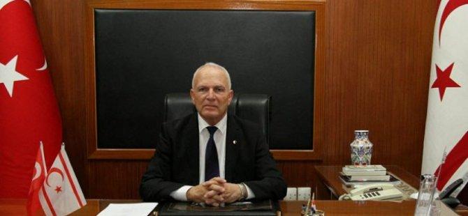 """Töre: """"Doğal gaz konusunda Rum kesimi geri adım atmazsa Kıbrıs sorununu yeniden ele almak doğru değildir"""""""