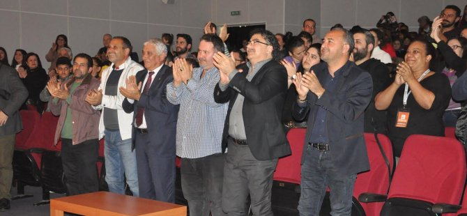 Adana Büyükşehir Belediyesi Şehir Tiyatrosu'ndan Muhteşem Performans