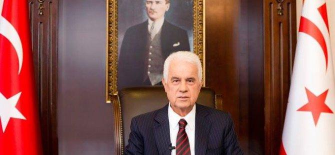 """Eroğlu: """"Kıbrıs Türk Halkı bir çözüm istiyor"""""""