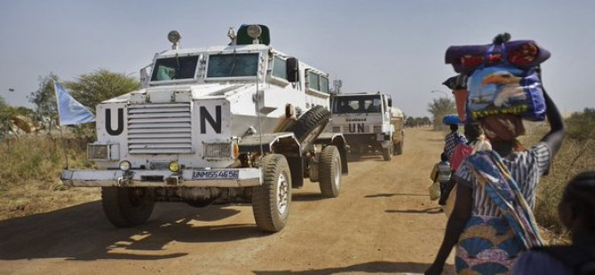 BM'den 21,9 milyar dolar insani yardım çağrısı