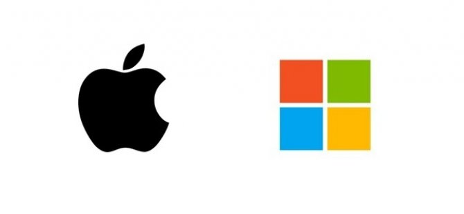 Microsoft, Son Reklam Filminde Apple'ın iPad'leri ile Alay Etti (video)