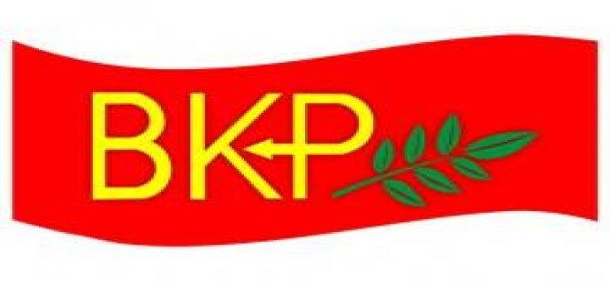 """BKP: """"Bayındırlık ve Ulaştırma Bakanı Tolga Atakan istifa etmelidir"""""""