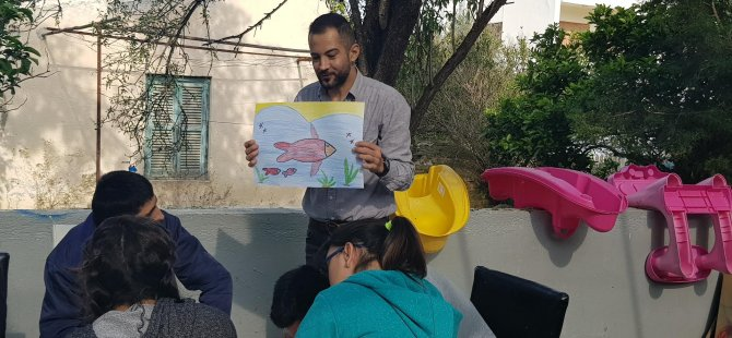 Özel Gereksinimli Çocuklarla Sanat Terapisi Ve Resim Çalışmaları Yapılarak 2019 Yılı Takvimi Oluşturuldu…