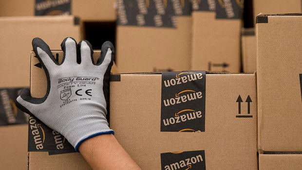 Amazon 100 Pop Up Mağaza ile Geliyor