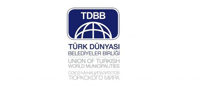 Türk Dünyası Belediyeler Birliği'nden KKTC'ye taziye mesajı