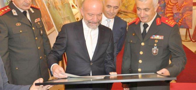"""Algan: """"Kuzey Kıbrıs Türk Cumhuriyeti'ne Gelen Her Turist Müzeleri Görmeli"""""""