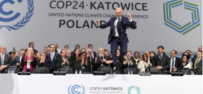 Paris iklim anlaşmasını işler hale getirecek kurallar üzerinde uzlaşıldı