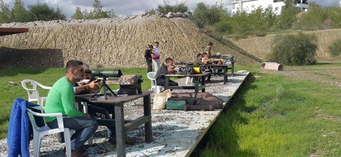 1. Cumhuriyet Kupası Bench Rest Atıcılık Yarışması sonuçlandı
