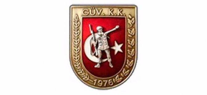 GKK yuvacık bölgesindeki atış alanında meydana gelen kaza hakkında açıklama yaptı