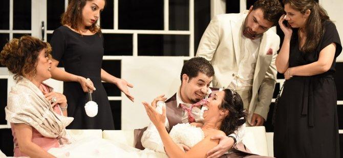 """""""Şahane Düğün"""" kadın sığınma evi için yeniden sahneleniyor"""