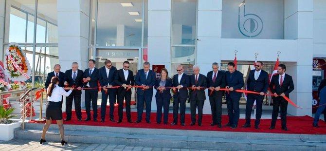Near East Bank Mağusa ve Salamis Şube Hizmete Açıldı