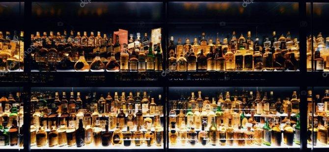 Ender bulunan İskoç viskilerinin 3'te 1'inin orijinal olmadığı tespit edildi