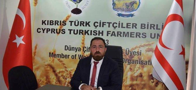 K.T. Çiftçiler Birliği'nden hükümete ve protokole eleştiri