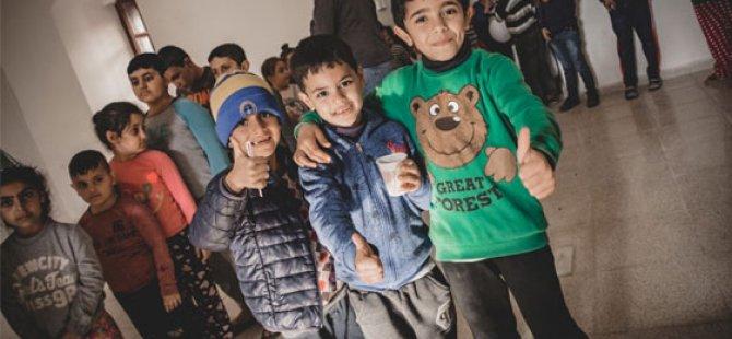"""Surlariçi çocuklarına yönelik """"Yeni Yıl Etkinliği"""" düzenlendi"""