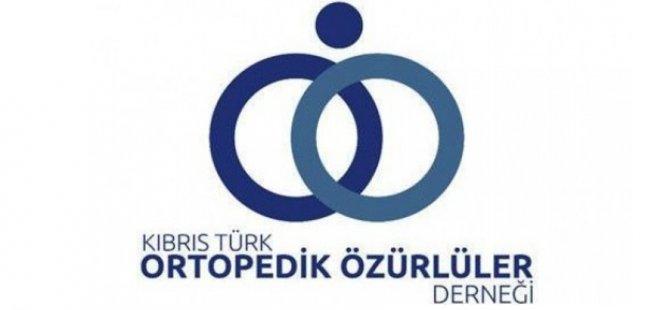 Kıbrıs Türk Ortopedik Özürlüler Derneği, yılbaşı kermesi düzenliyor