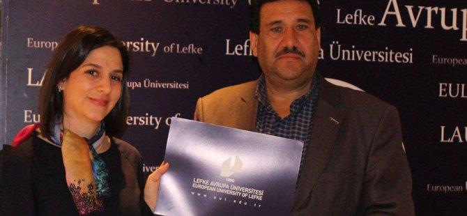 """LAÜ'de """"AB'de Kamu Yönetimi Modeli"""" konulu konferans gerçekleşti"""