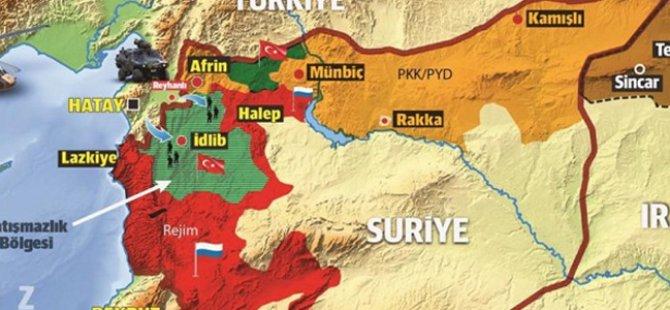 """""""Türkiye Suriye'de işgalci güç"""""""