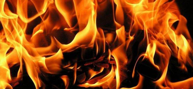 Tedbirsizlik Sonucu Yangın Çıkarma