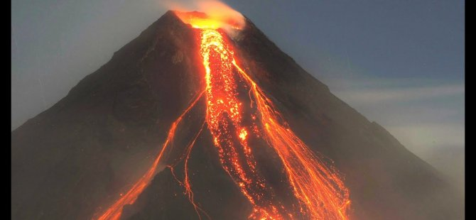 Son bir ayda 5 yanardağ faaliyete geçti