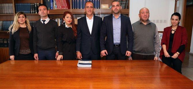 MEC-SEN başkanı yeniden Batu Beyit