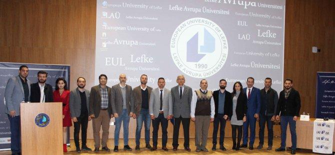 """LAÜ'de """"Platform Tasarımı Yarışması"""" yapıldı"""