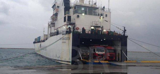 Mağusa Liman'nda Mülteci ihbarı asılsız çıktı