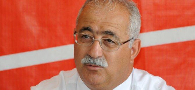 BKP Genel Başkanı İzcan'a anjiyo yapılıyor