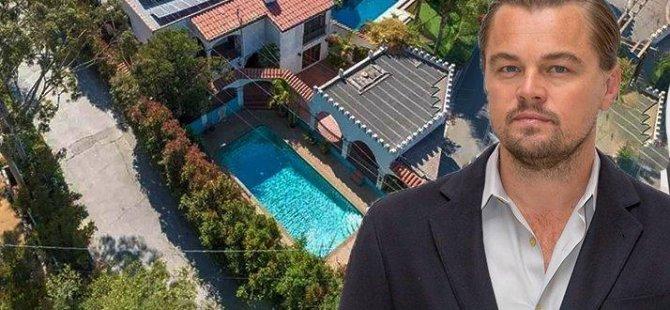 Leonardo DiCaprio evini sattı 4.6 milyon TL kâr etti