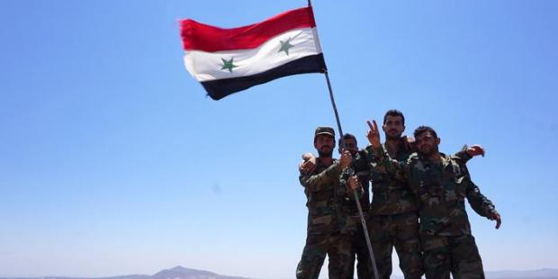 İddia: Suriye ordusu  Rus askerleri ile birlikte kuzeye doğru ilerliyor