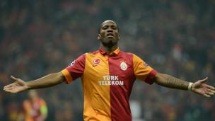 Schalke'de Drogba'ya itiraz gündemde