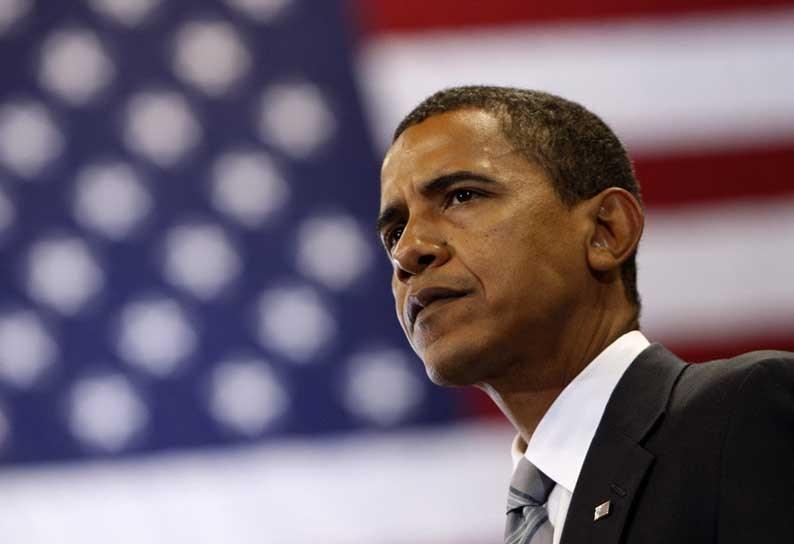 Obama'dan Savaş Telefonu