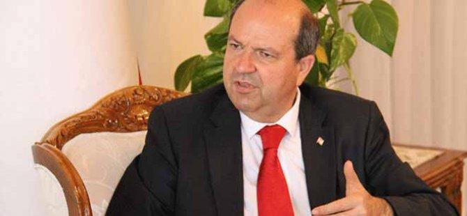 """Tatar: """" Cumhurbaşkanı halkımızın önünü açan bir siyaset izlemelidir"""""""