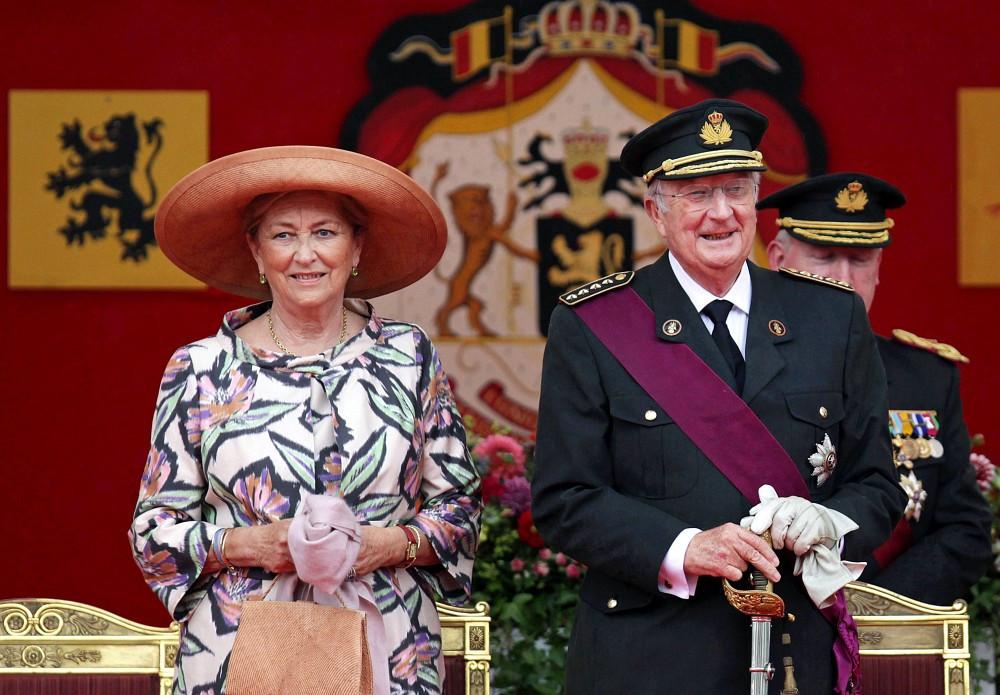 Belçika Kralı Albert tahtı oğlu Philippe'e bırakıyor
