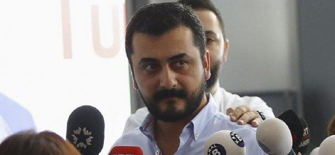 Eren Erdem hakkında tahliye kararına yapılan itiraz üzerine yakalama kararı çıkarıldı
