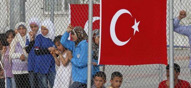 AB: Türkiye'deki 1,5 milyon mülteciye yardım ettik