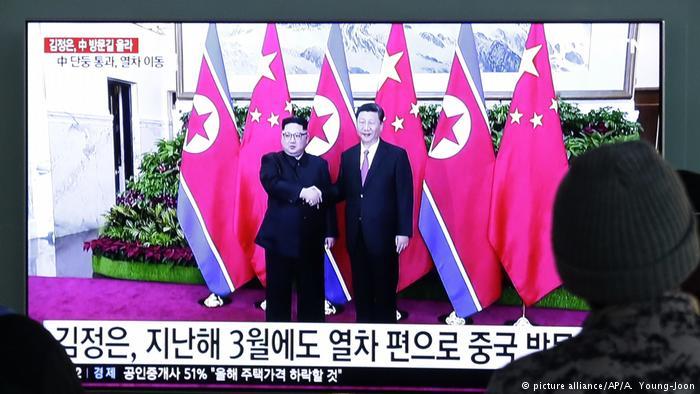 Kuzey Kore lideri Pekin'i ziyaret ediyor