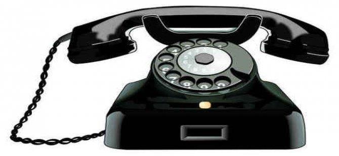 Dipkarpaz Polis Karakolu'nun telefonu arızalı