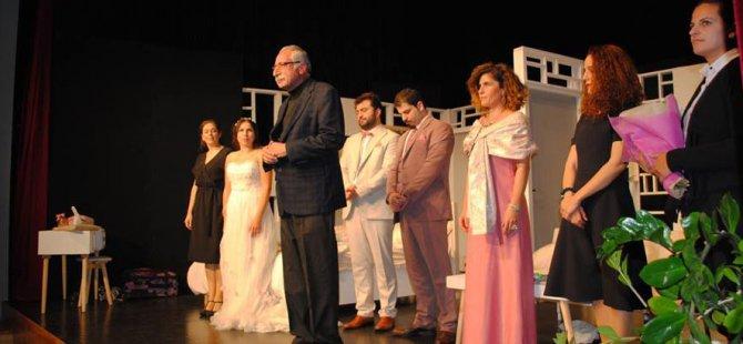 """""""Şahane Düğün"""" Girne'de keyifli saatler yaşattı"""