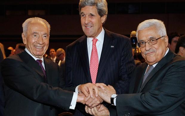 İsrail - Filistin Müzakereleri