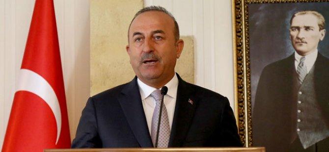 """Çavuşoğlu: """"Kıbrıs konusunda Mayıs'a kadar müzakere başlaması gerçekçi değil"""""""