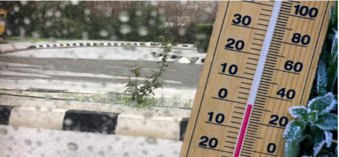 Yarın ve Çarşamba don olayı bekleniyor