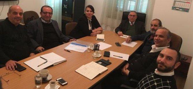 Yüksek Yayın Kurulu, BRTK ve BTHK  ile ortak çalışmalarını sürdürüyor