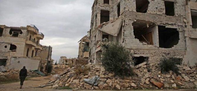 İdlib'in kontrolü El Kaide bağlantılı HTŞ'ye geçti