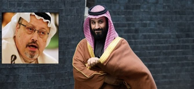 """""""Suudi Veliaht Prens, Kaşıkçı cinayetinden ders çıkarmadı"""""""