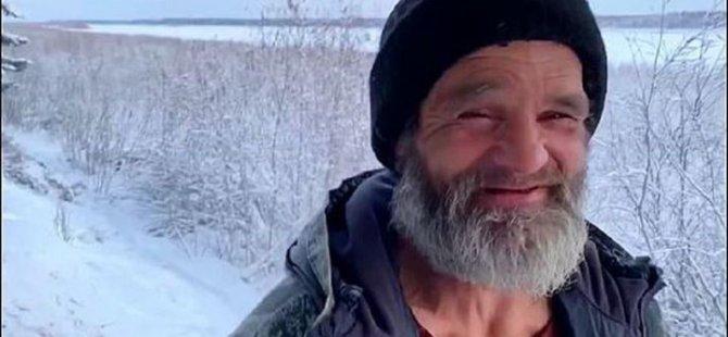 Kayıp paraşütçü 25 yıl sonra canlı bulundu
