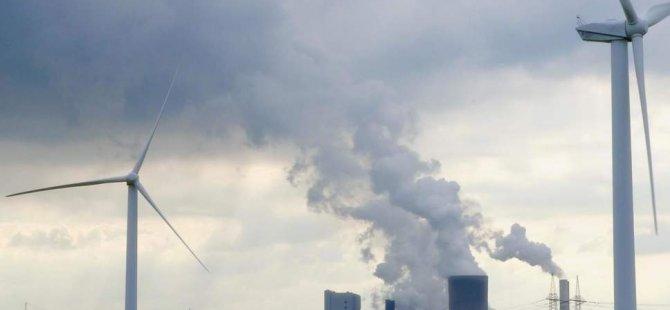 Almanya'da yenilenebilir enerjiden üretilen elektrik ilk kez kömürü geçti