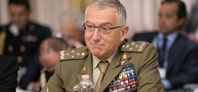 AB Askeri Komite Başkanı Claudıo Grazıano Güney'de