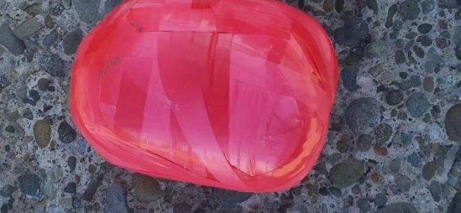 Zehir tacirleri yarım kilo eroin ile  limanda yakalandı